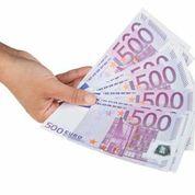 Anforderungskredit 600 Euro in wenigen Minuten leihen